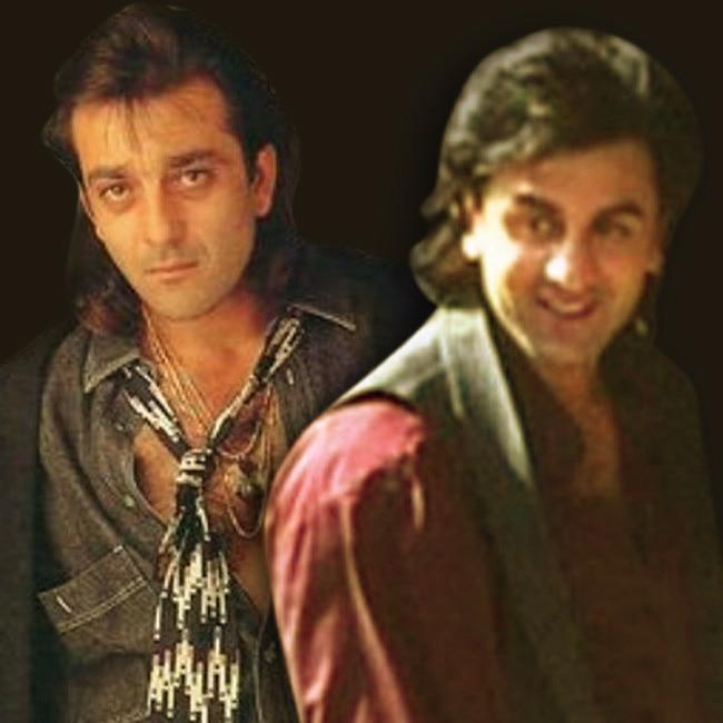 Ranbir Kapoor as Sanjay Dutt in biopic of Sanju baba   s life