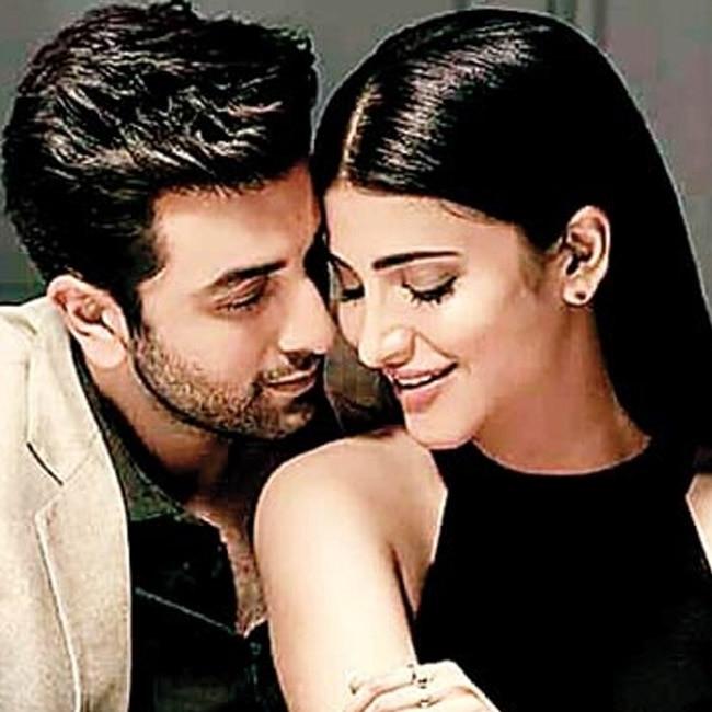 Ranbir Kapoor linked with Shruti Haasan