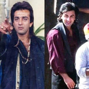 Sanjay Dutt biopic: Pictorial journey of Ranbir Kapoor's nail biting transformation