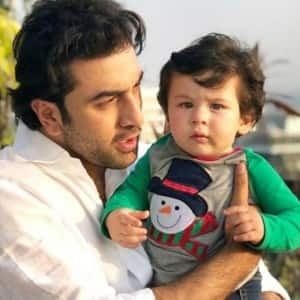 Kapoor clan's Christmas lunch is a visual treat for fans; thanks to Taimur!