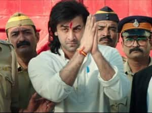 Sanju first look pictures
