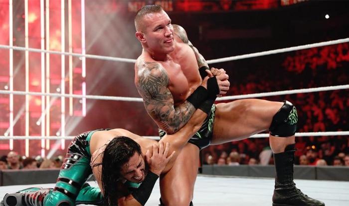Randy Orton def  Ali