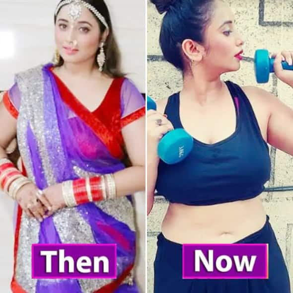 Rani Chatterjee has worked hard to reduce weights