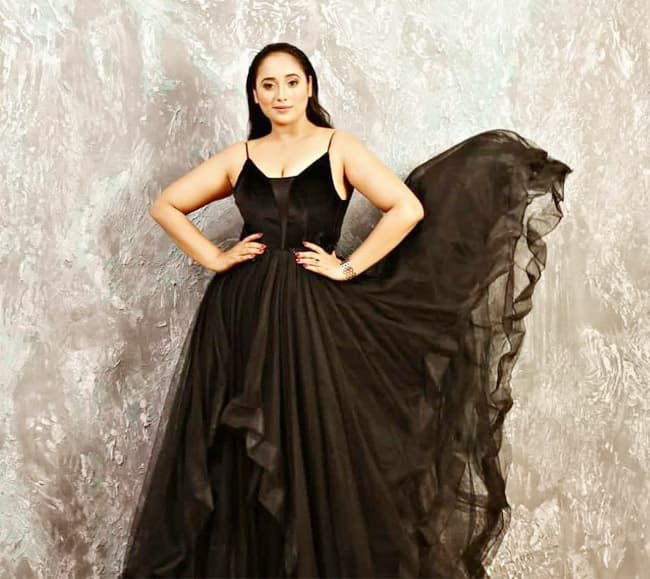 Rani Chatterjee has worked hard to reduce weights  See her hot photoshoot