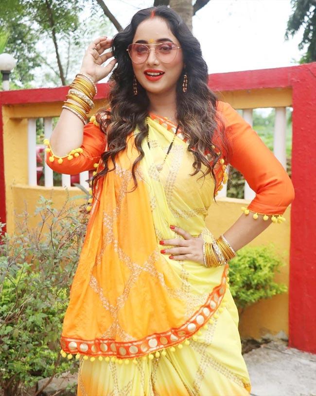 Rani Chatterjee the beauty