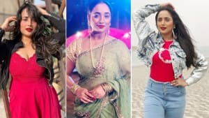 Bhojpuri Sizzler Rani Chatterjee Flaunts Her Hot Look, Calls Herself A Red Velvet Cake
