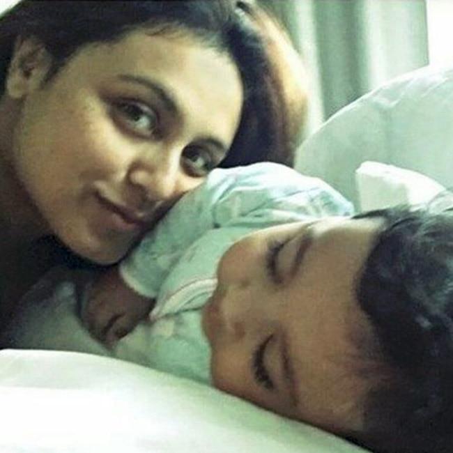 Rani Mukherjee and Aditya Chopra   s daughter Adira Chopra