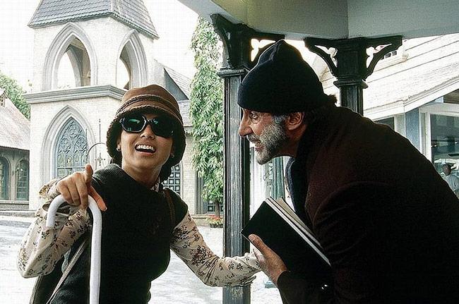 Rani Mukherji in Black