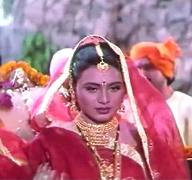 Rani Mukherji in Mehendi