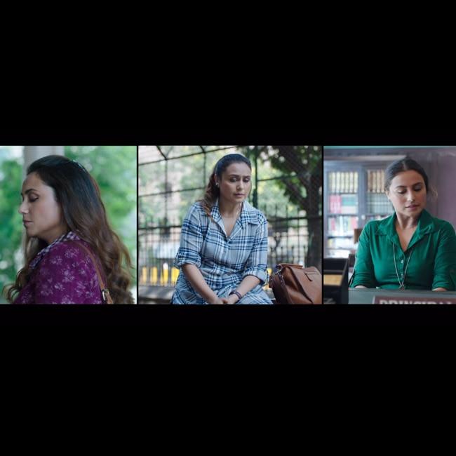 Rani Mukherji   s Tourette syndrome