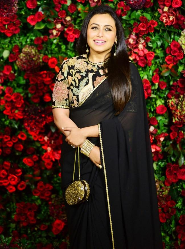Rani shines in Black