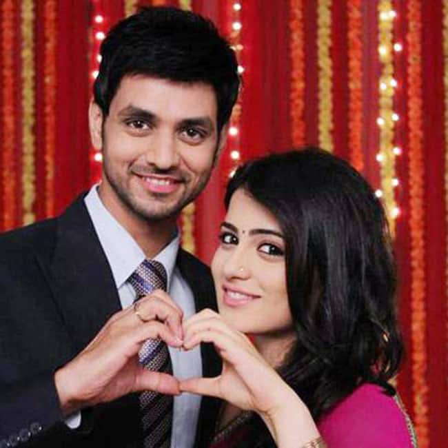 Ranveer and Ishani from Meri Aashiqui Tumse Hi