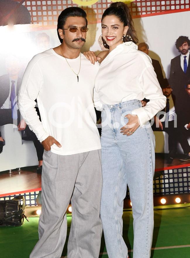 Ranveer Singh and Deepika Padukone s intimate dance