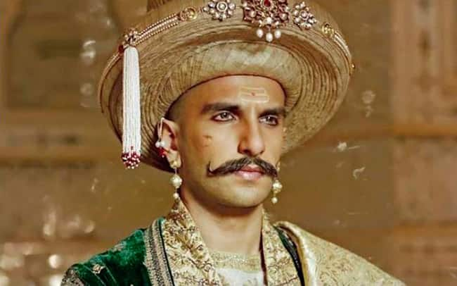 Ranveer Singh and His encounter with Peshwa Bajirao