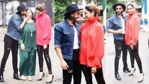 Ranveer Singh-Deepika Padukone Host Birthday Lunch For Mom Anju Bhavnani, Couple Swag It Up In Trendy Outfits