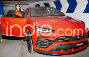 Ranveer Singh Added Lamborghini Worth Rs 3 Crore to His Collection (PICS)