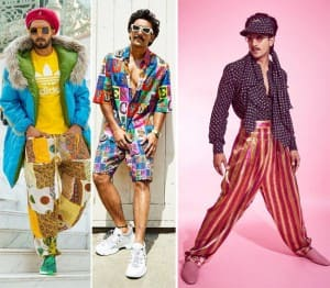 Ranveer Singh Birthday Special: Actor's Funky And Quirky Fashion Statements Will Brighten up Your Day
