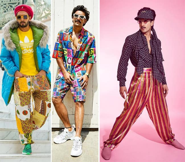 Ranveer Singh Redefines Fashion With His Quirky Style Statement
