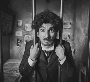 Ranveer Singh dons great comedian Charlie Chaplin's avatar and he couldn't have been better