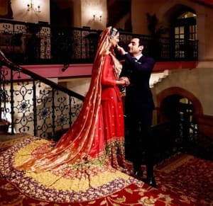 Designer Pernia Qureshi's Unseen Wedding Pictures Will Leave You Awestruck
