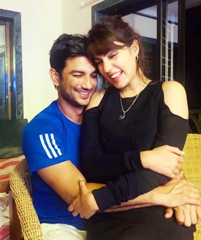 Rhea Chakraborty on Sushant s death An irreparable numbness