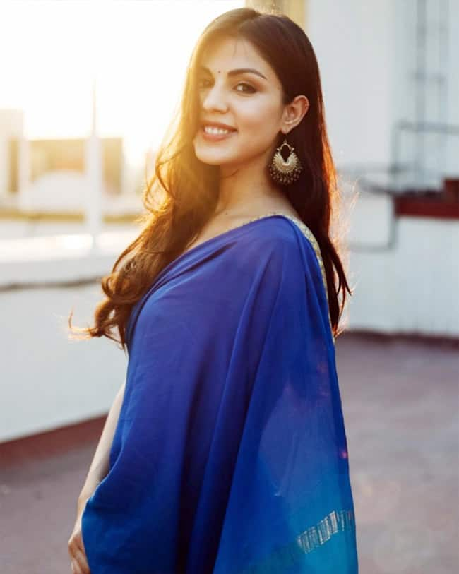 Rhea Chakraborty s drop dead gorgeous look