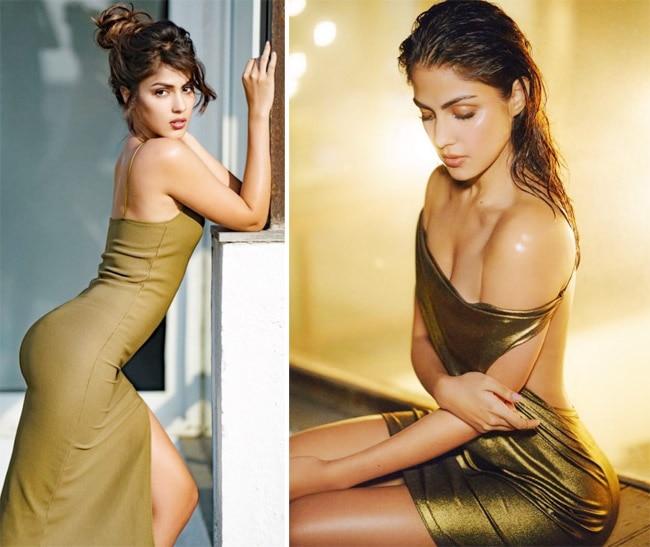 Rhea Chakraborty s hot and sexy look