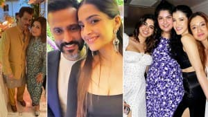 Rhea Kapoor-Karan Boolani's Wedding Party: All The Inside Pics From Star-Studded Event