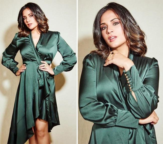 Richa Chadha s Breathtaking Click