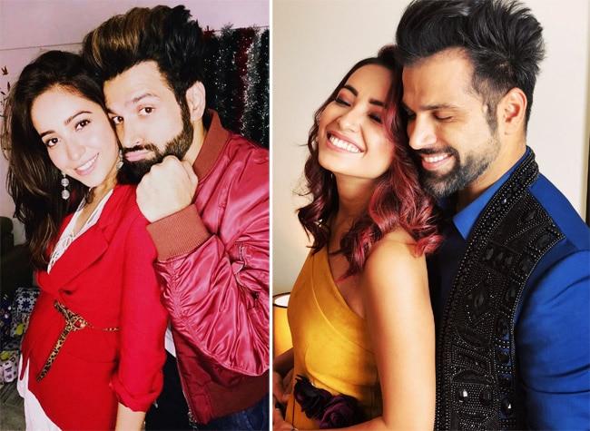 Rithvik Dhanjani and Asha Negi are Adorable Couple