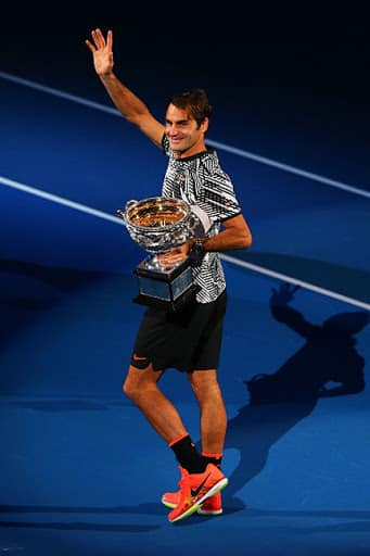 Roger Federer beats Rafael Nadal to win Australian Open 2017 men s final