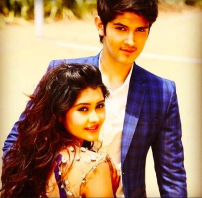 Rohan Mehra and Kanchi Singh s romantic pics