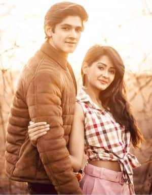 Check Out Some Mushy Pictures of Kanchi Singh And Her Boyfriend Rohan Mehra Who Turned 31 on April 8