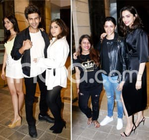 Rohini Iyer's House Party: Deepika Padukone-Anisha, Anil Kapoor, Hrithik Roshan And Others Have Fun