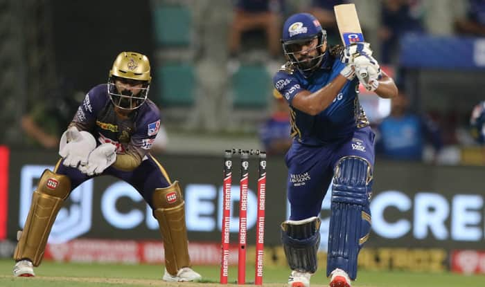Rohit Gets Going