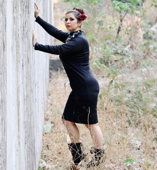 Roshan Bhabhi aka Jennifer Mistry from Taarak Mehta Ka Ooltash Chashmh looks stunning in these pictures