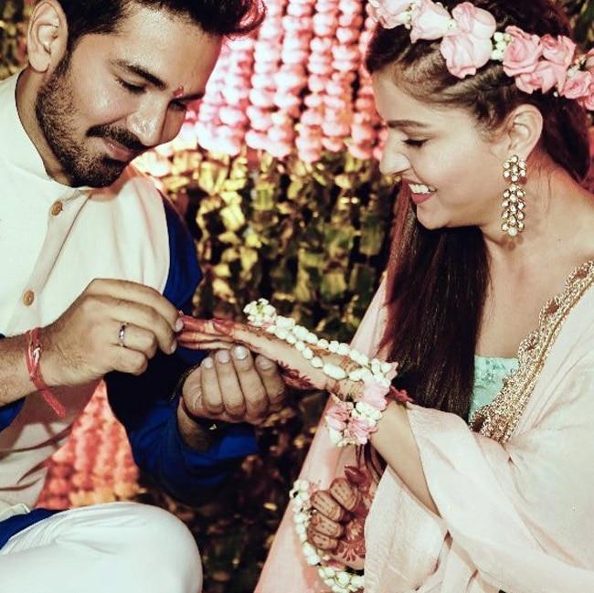 Rubina Dilaik Abhinav Shukla s wedding pictures are all over the internet