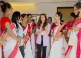 Rubina Dilaik Gets Warm Welcome From Transwomen on Sets of Shakti | See Pics