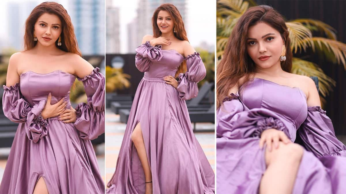 Rubina Dilaik Looks Hottest In Latest Pictures
