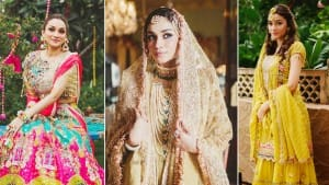 Rumi Jaffery's Daughter Alfia Jaffry's Wedding Pics: Bollywood Presence, Regal Decor, Stunning Outfits And All The Extravaganza