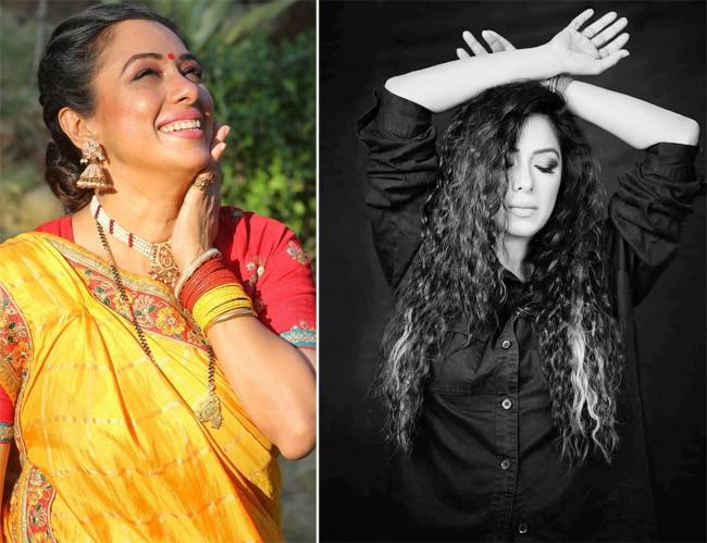 Rupali Ganguly AKA Anupamaa Shares Glamorous photos