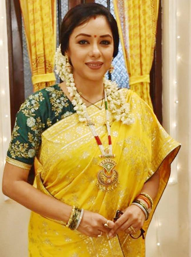 Rupali Ganguly s fees for Anupama