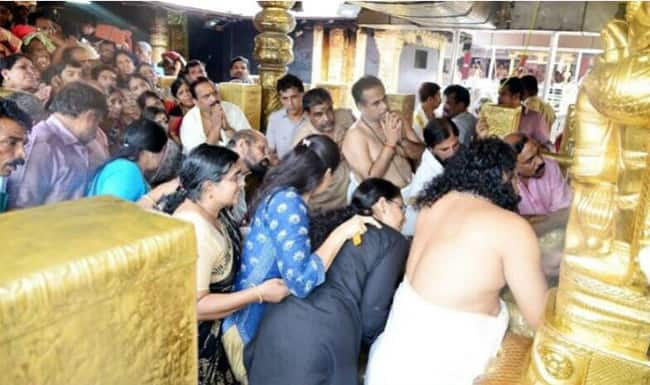 Sabarimala Row  Meeting on Filing Review Petition Fails  Tension Mounts as Temple Doors Open Tomorrow