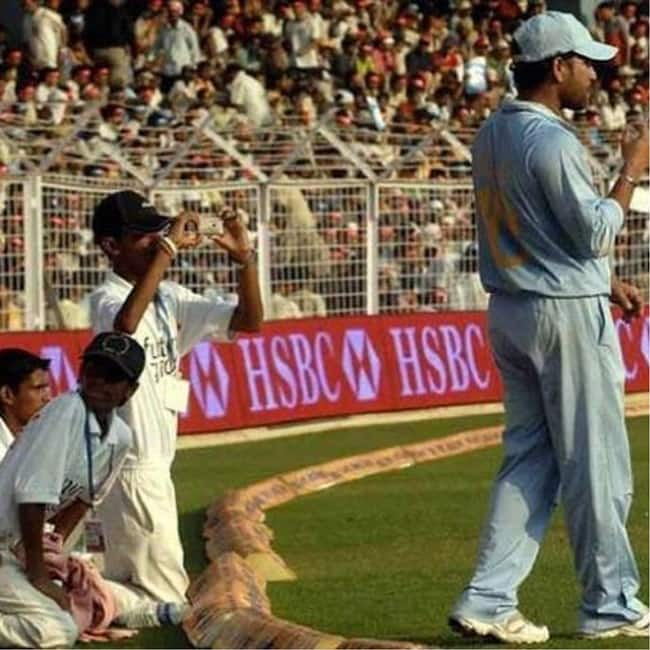 Sachin Tendulkar makes us nostalgic by sharing this wonderful picture on Instagram