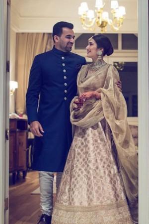 In PICS: Starry moments of Sagarika Ghatge and Zaheer Khan are wedding!