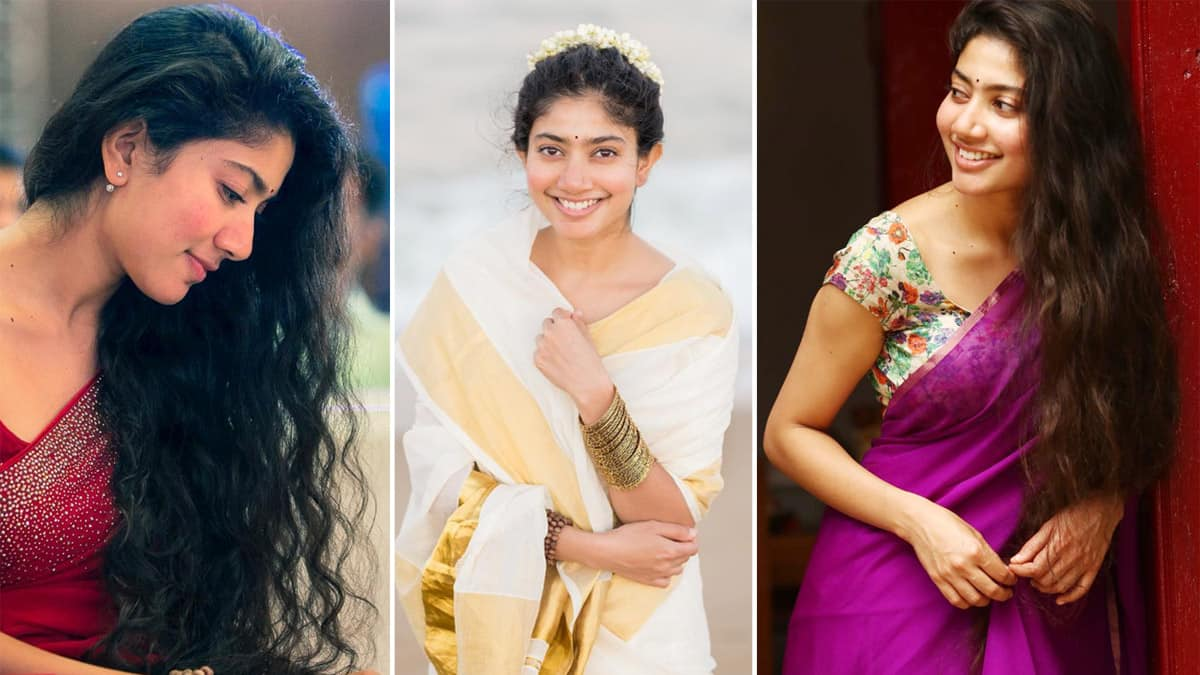 Sai Pallavi Birthday  South Beauty Looks Breathtaking in Latest Set of Pictures