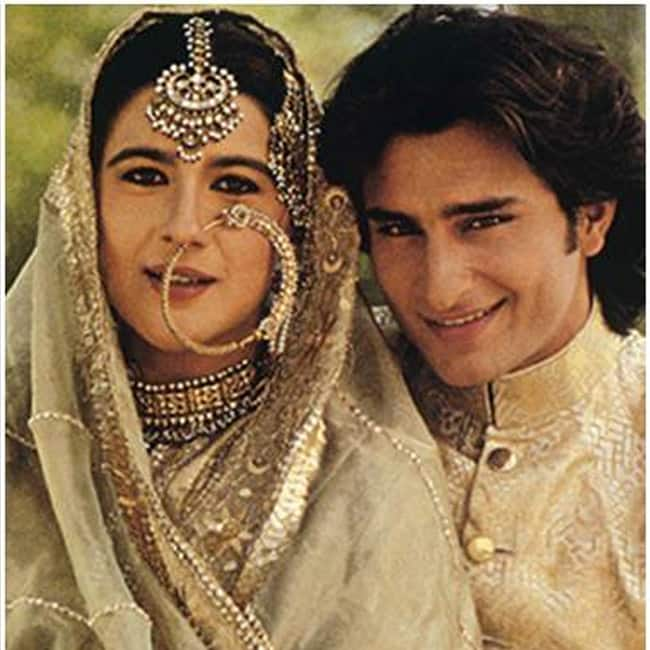 Saif Ali Khan and Amrita Singh   s divorce