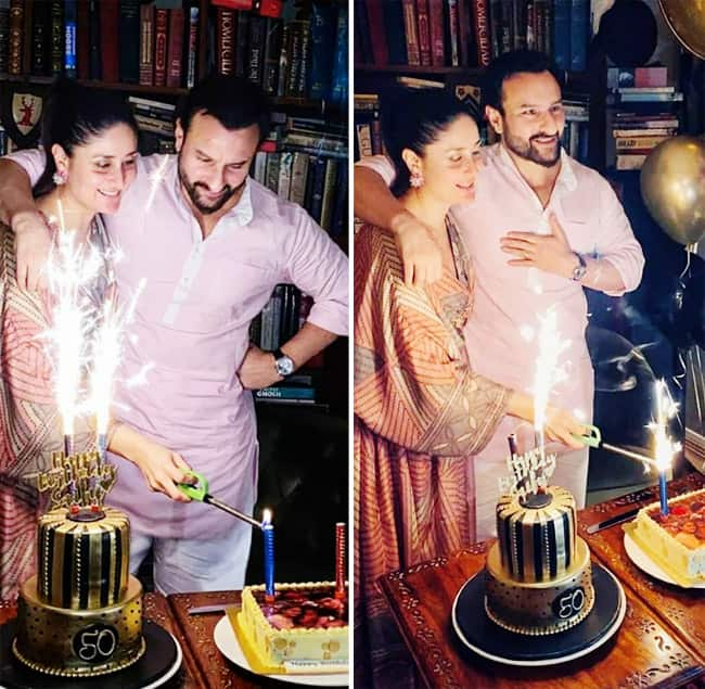 Saif Ali Khan s birthday party pictures