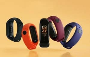 Xiaomi Mi Band 4 Sale Begins in India, Priced at Rs 2,299 | See PICS
