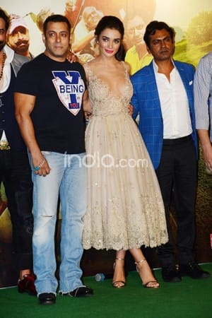 Freaky Ali trailer launch: Salman Khan launches trailer of his home production with brothers and star cast of the movie, see HQ pics